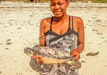 LOCAL OCEAN TRUST: WATAMU TURTLE WATCH