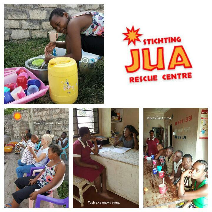 Impressions of a Jua day